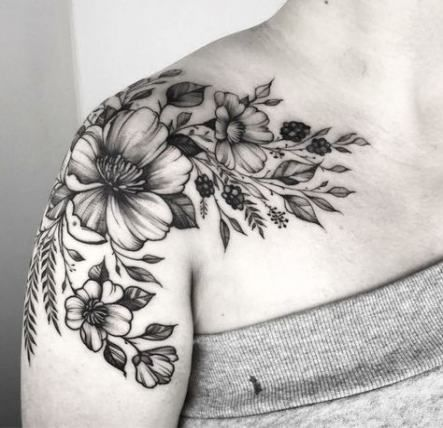 36+ Super ideas for tattoo flower rose nature