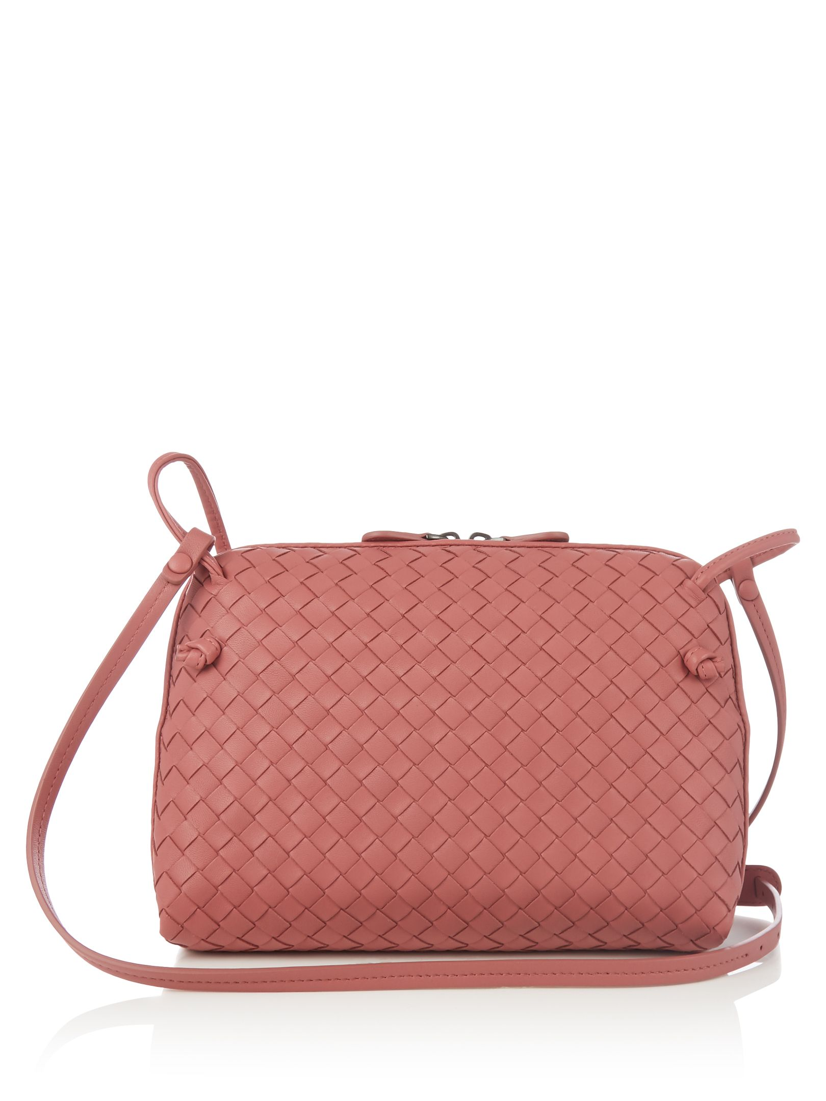 Nodini Intrecciato cross-body bag Bottega Veneta 1Y8trM