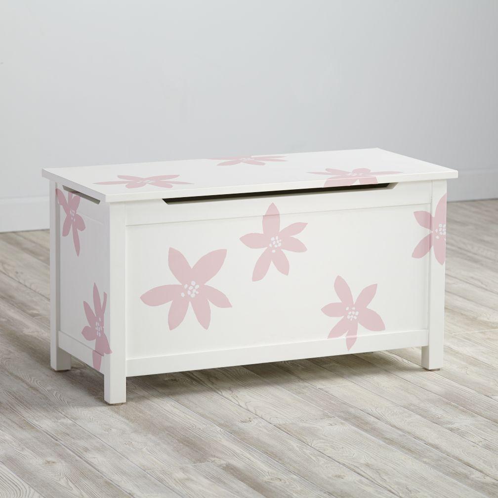 Delightful Mod Botanical Furniture Decals (Floral) | The Land Of Nod
