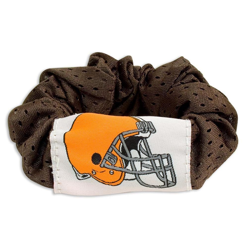 Cleveland Browns NFL Hair Twist