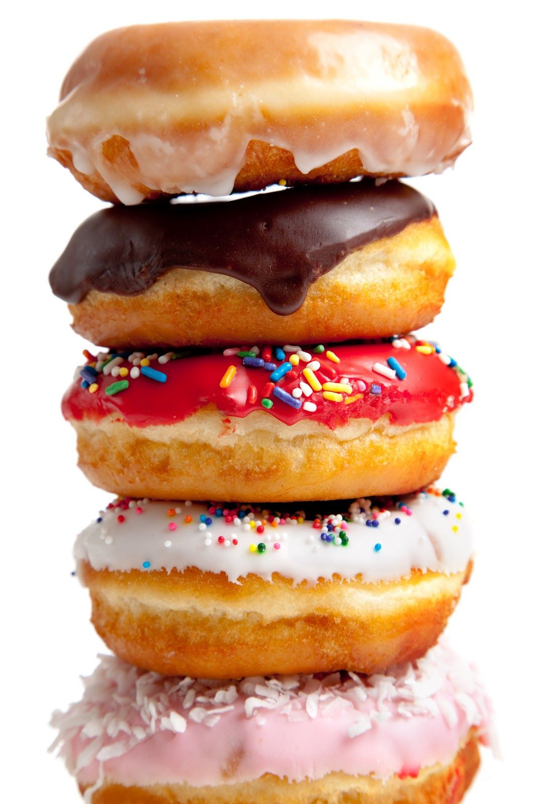 Populaire Donuts fast-food Photo | G1 Food Resources Unit | Pinterest TR26