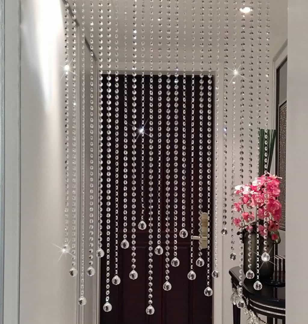 Beaded Curtains Bring Fascination Back Beaded Door Curtains