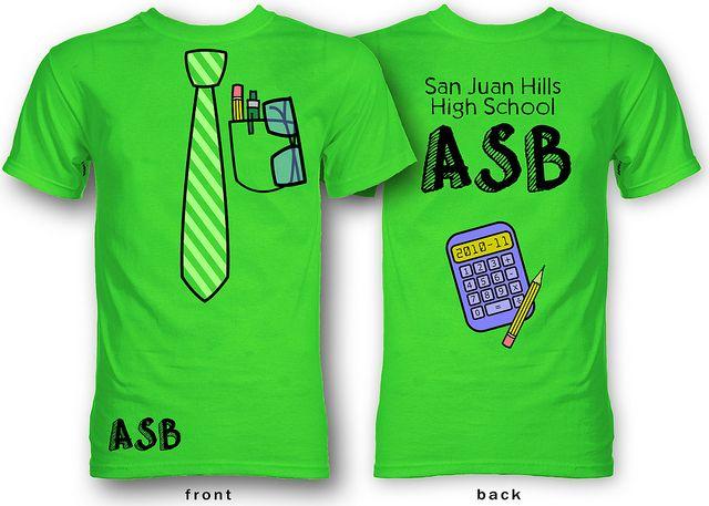 ASB Green Nerd Shirts | Flickr - Photo Sharing!