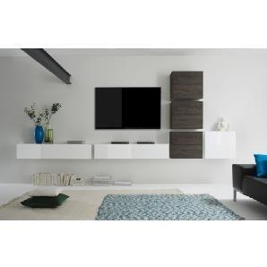 Wohnwand Cube Lc 6 Teilig Garten Stufen In 2019 Living Room