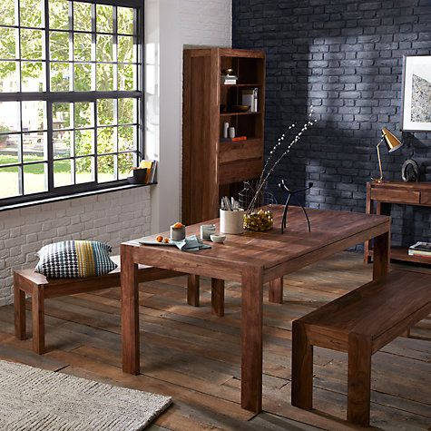 Buy John Lewis Samara 8 Seater Dining Table From Our Tables Range At