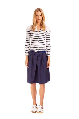 Cardigan Kala + Skirt Smith | Spring 2014 | Zenggi collection | Kleding, schoenen en accessoires online | Zenggi.com