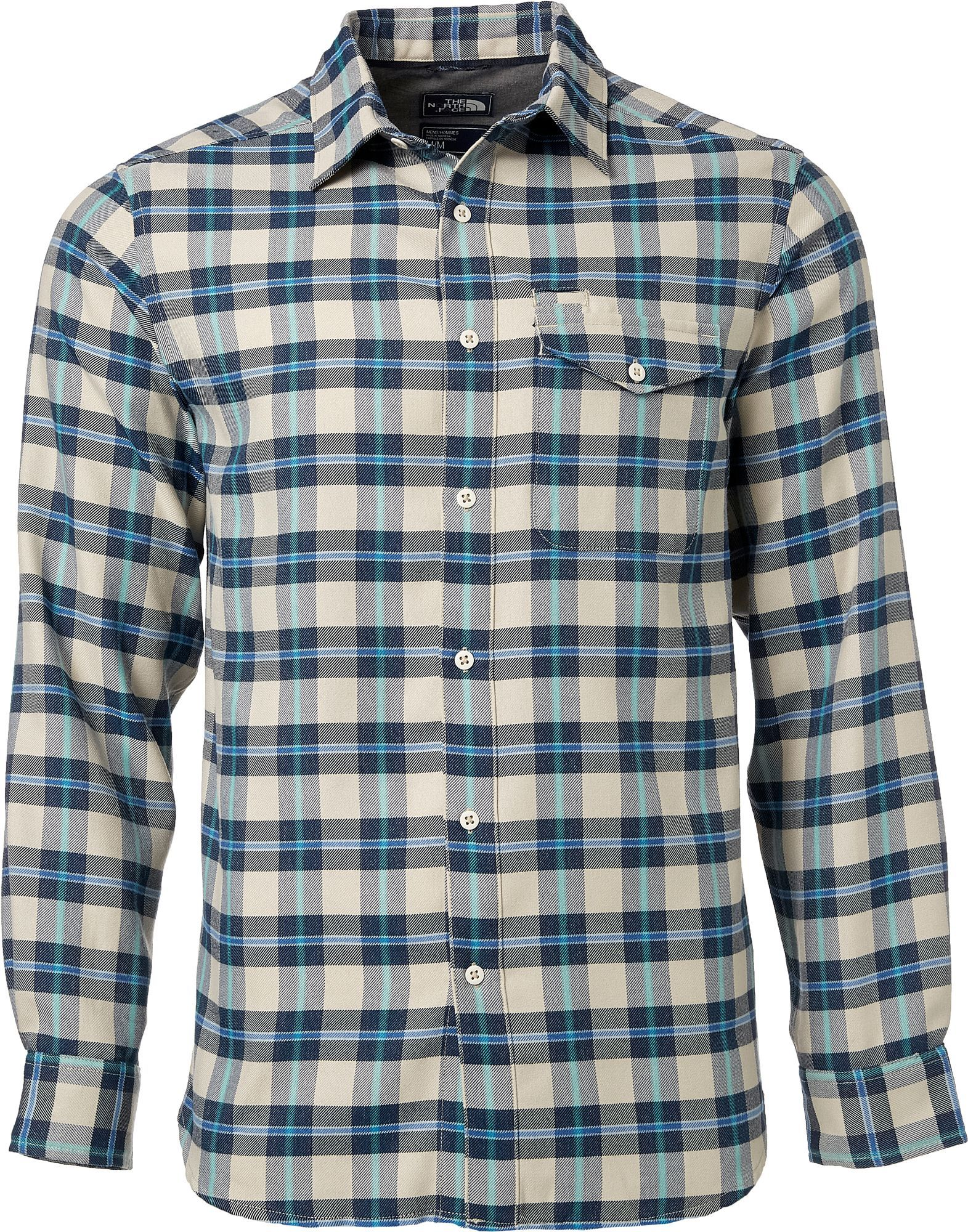56953d54f The North Face Men's ThermoCore Long Sleeve Shirt | Products | Long ...