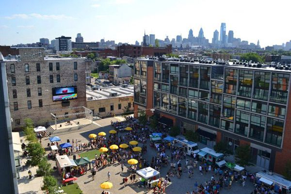2nd Street Festival In Northern Liberties Philadelphia