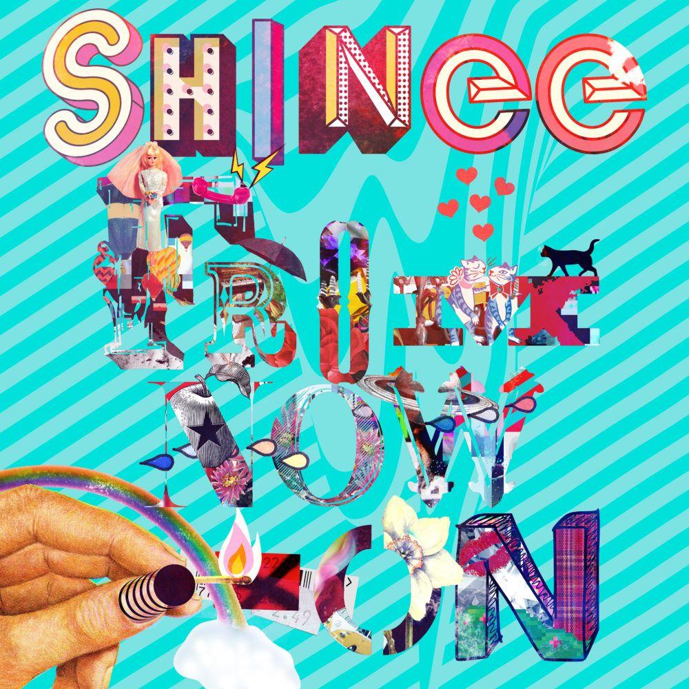 SHINee 'FROM NOW ON' Album Lyrics Shinee, Shinee