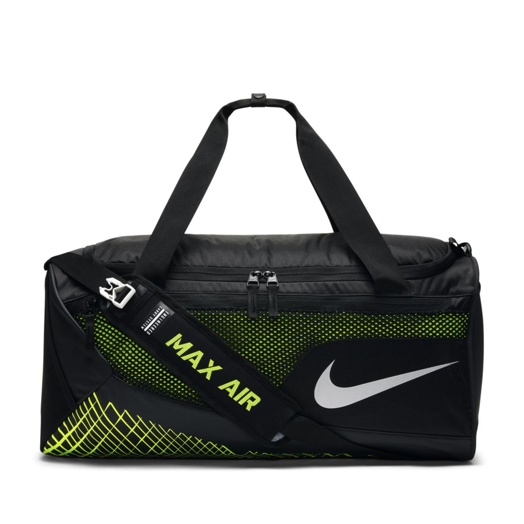 64f874ff841f Nike Alpha Adapt Cross Body Sports Bag Size 37 Litres Black Gym Sports Yoga