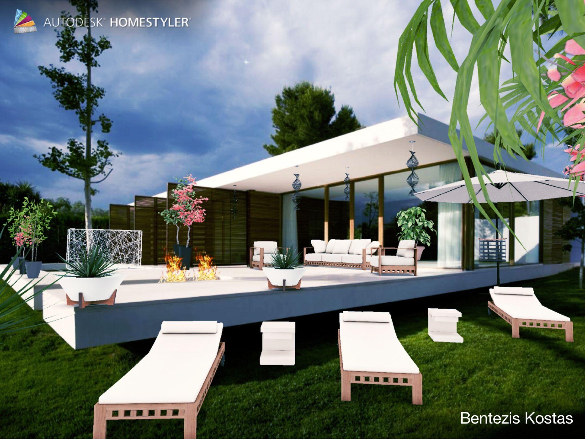 Sehen Sie sich mein #Innendesign 'Modern House C