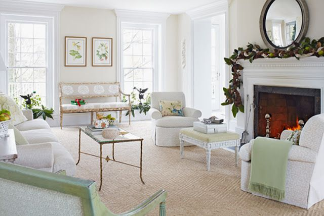 Tone on Tone A Light and Airy Christmas Holidays Pinterest