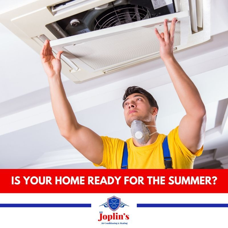 Summer Is Almost Here It S A Great Idea To Check Your System Now