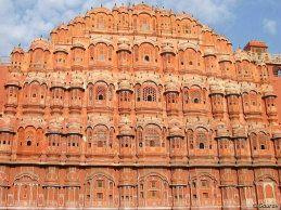 Hawa Mahal in jaipur.the Icon of Jaipur