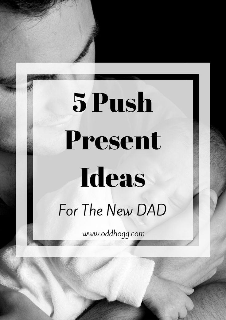 5 Ideas For A Push Present
