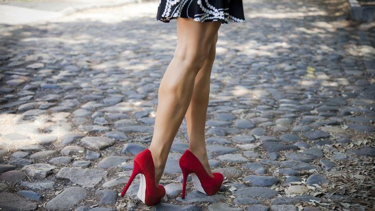 Yo Confieso: Amo las zapatillas pero ellas me odian
