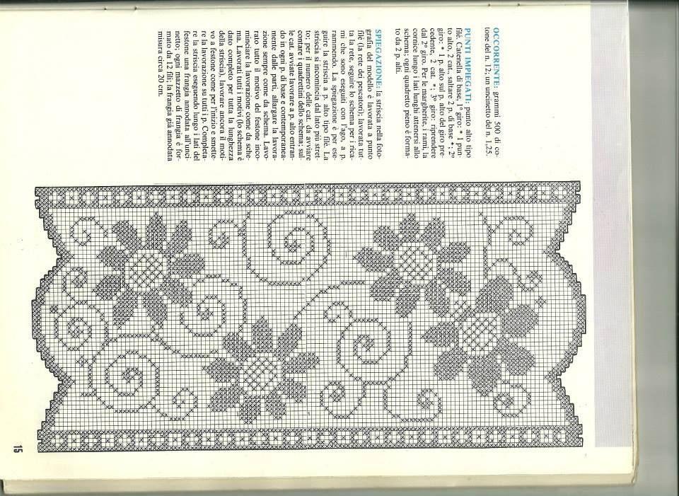 b032589fcc234b5f2cd194c216efd78c.jpg (960×701) | Filet Crochet ...