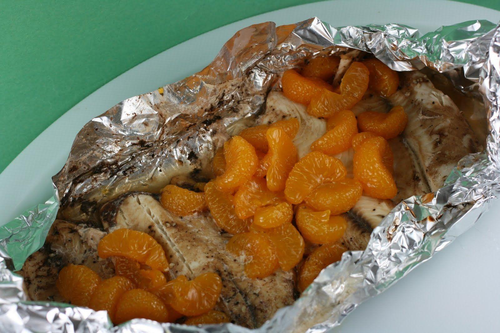 Slow-Cooker Honey Orange Tilapia