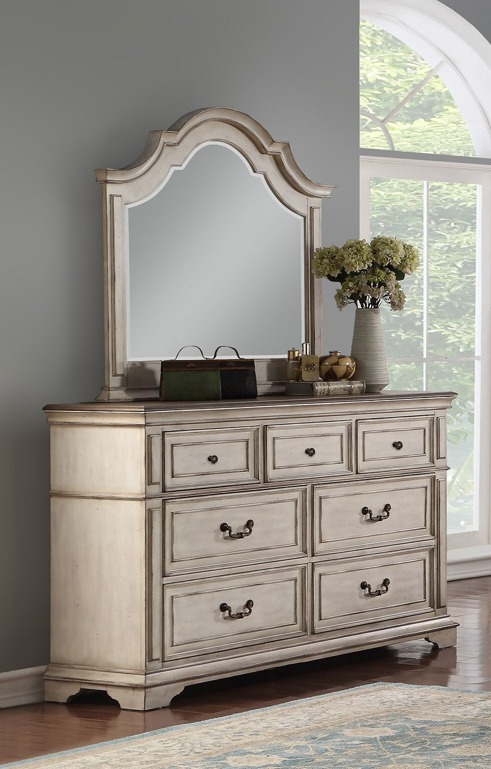 Roadside Restyle Classic French Dresser Salvaged Inspirations Antique White Furniture Antique White Bedroom Furniture White Painted Furniture [ 1530 x 1024 Pixel ]