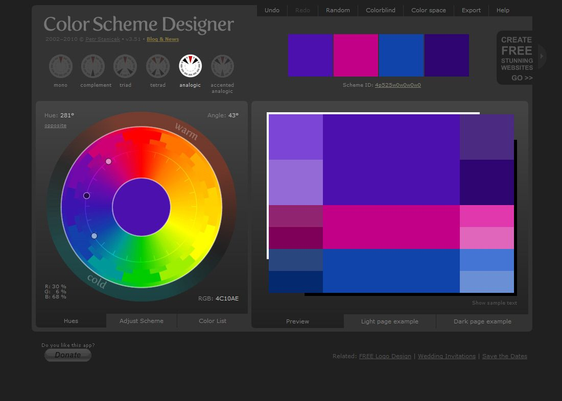 Pin by melissa conway on website design color colour - Exterior house color scheme generator ...