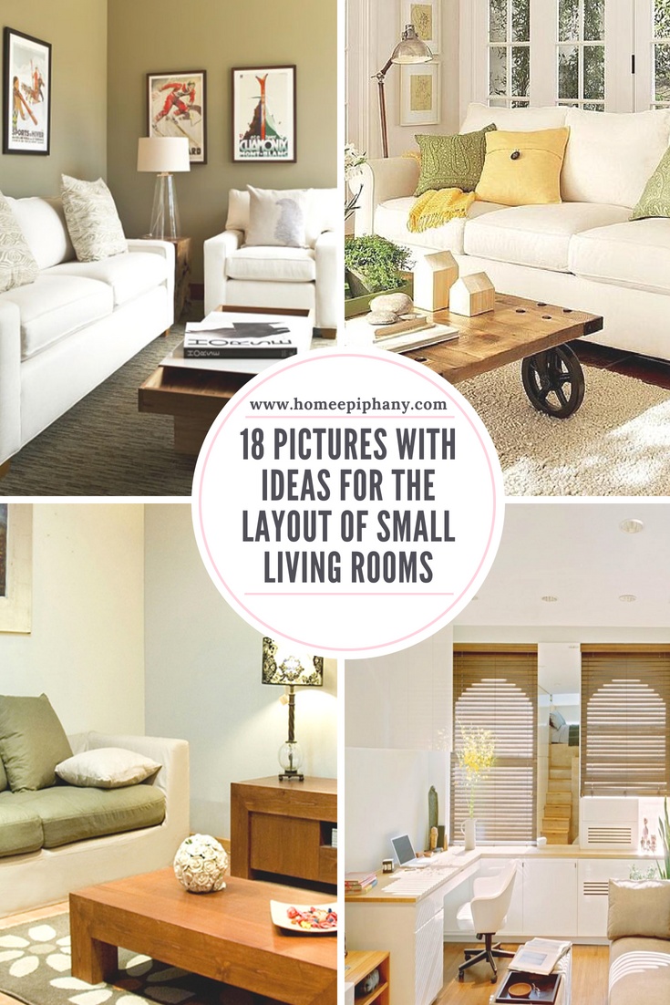 18 Ideas For Laying Out A Small Living Room Photos Livingroom Livingroomdesign Homedesign