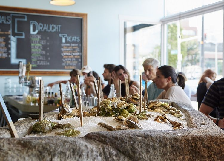 Eventide Oyster Co. - The Rock (Image Credit: Zack Bowen)