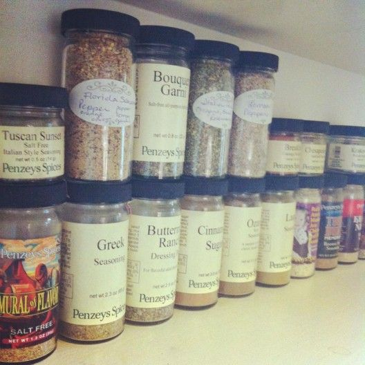 Penzey S Spices Penzeys Spices Spice Blends Spices