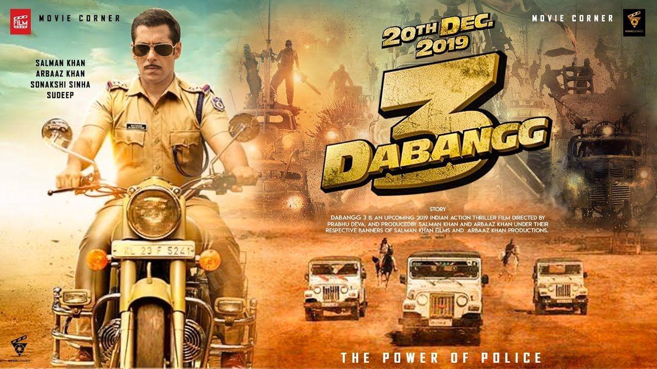 Dabangg 3 Movie Salman Khan Sonakshi Sinha Dabangg 3 Trailer