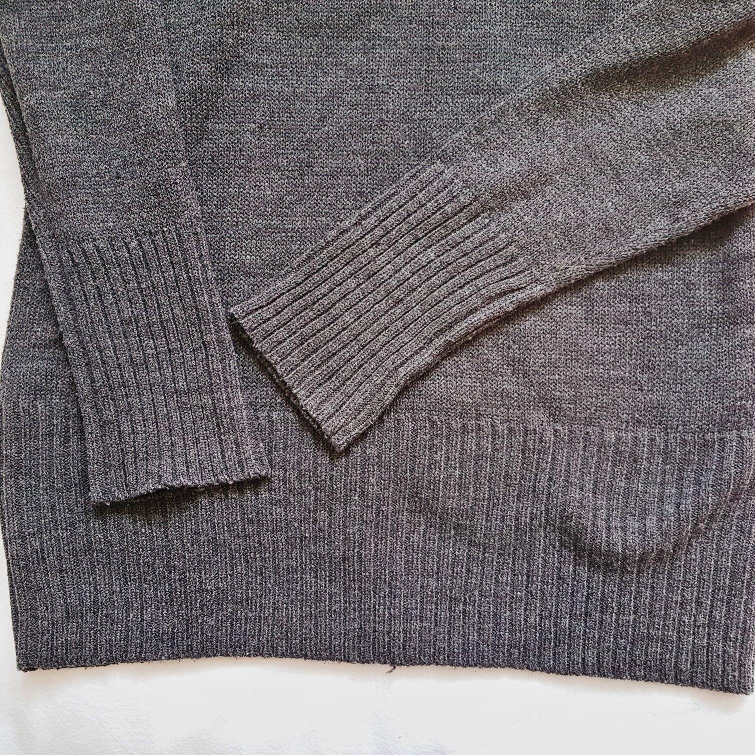 Strickrollkragen Pullover