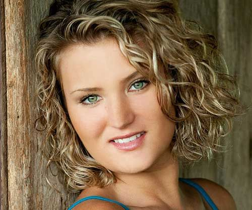Hairstyles For Thin Curly Hair Jpg 500 417 Pixels Short Curly Hairstyles For Women Fine Curly Hair Curly Hair Styles