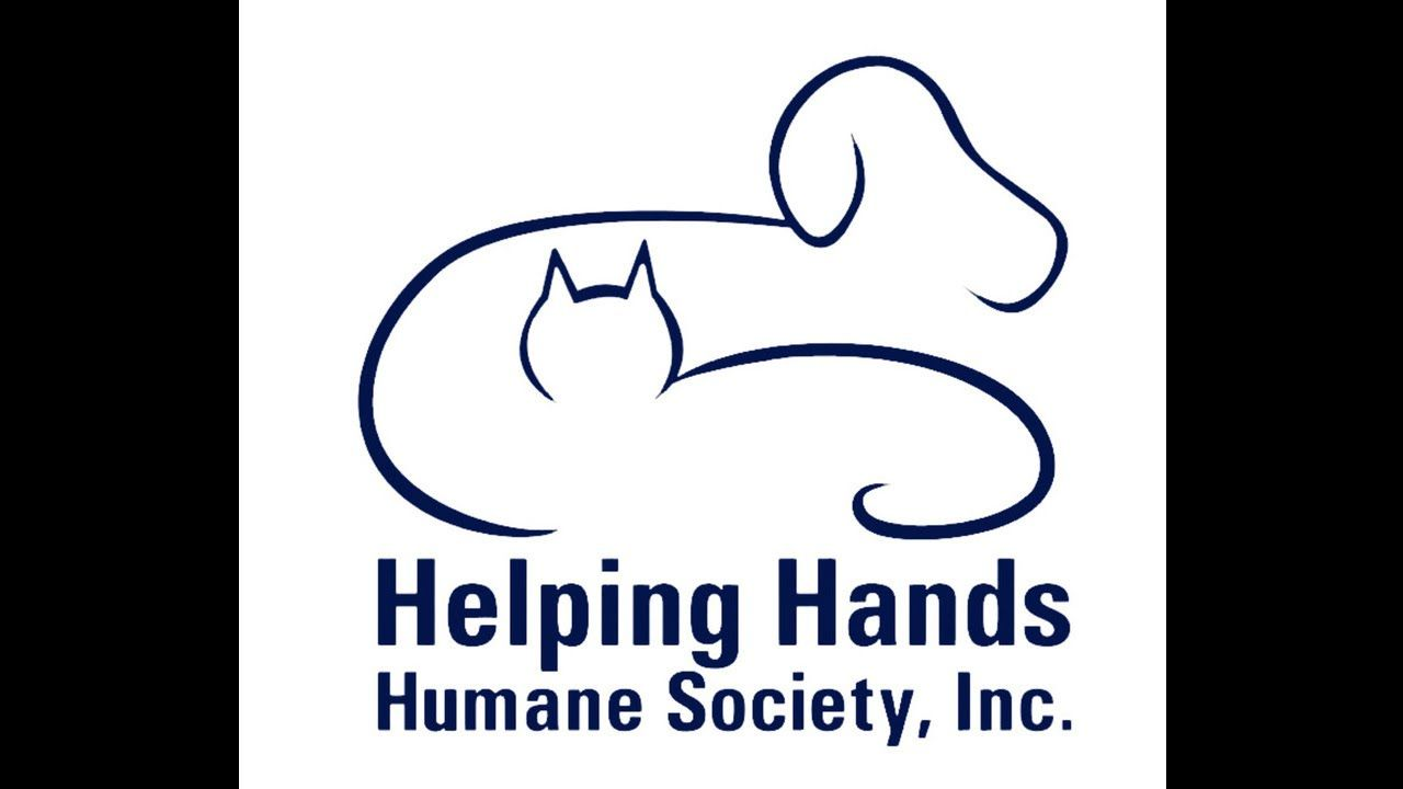 Real Estate 101 Helping Hands Humane Society Animal Shelter Logo Humane Society Helping Hands