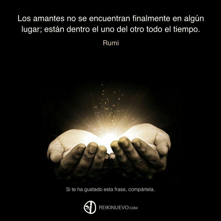 Rumi - Los amantes