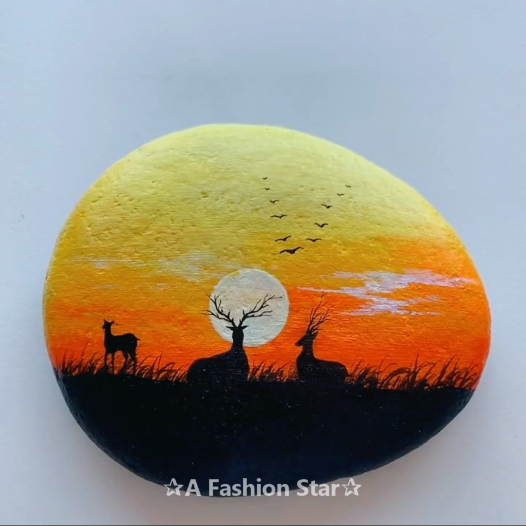 7 Rock Painting Ideas For Home Decor - DIY Rock Art #forhome