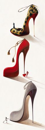 Shoes (Decorative Art) Posters at AllPosters.com