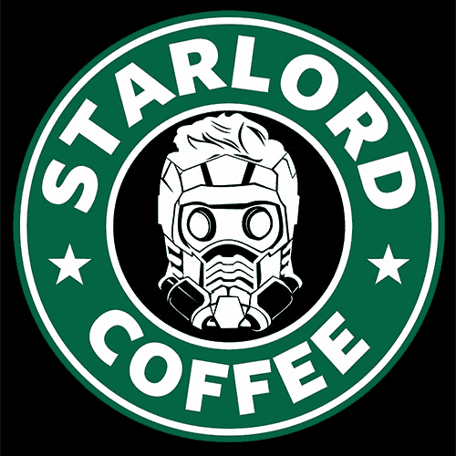 Star Lord Coffee T Shirt Guardians Of The Galaxy Star Lord Gardians Of The Galaxy