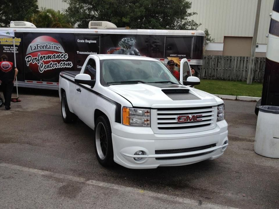 The Lafontaine Performance Center Team Customized This 2012 Gmc