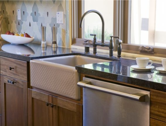 Like this cabinet/counter/sink combo | Kitchen design ...