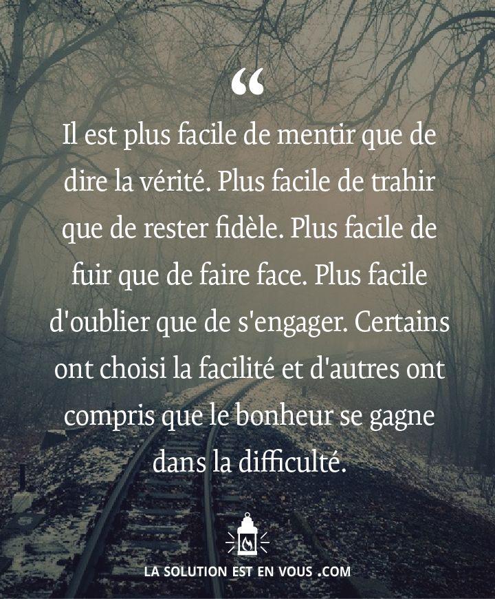 Plu D Inspiration Ici Http Lasolutionestenvou Com French Quote Citation Words Qu Est Ce Que La Verite Dissertation