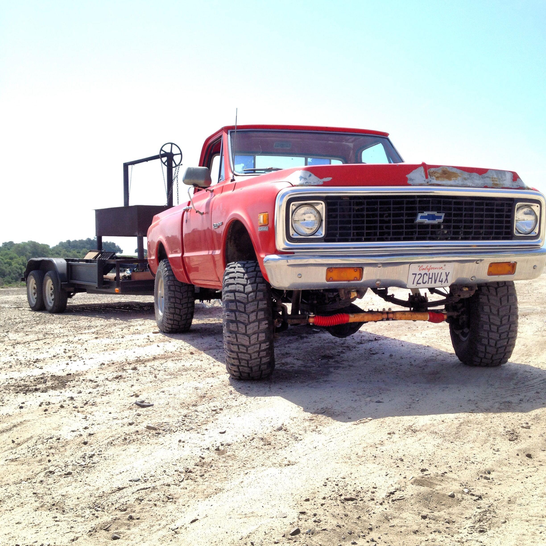 Chevrolet Trucks, Cool Trucks, Trophy Truck