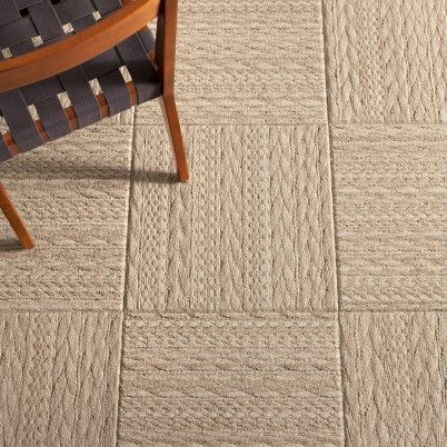 Sweater Weather Textured Carpet Tile Like Home