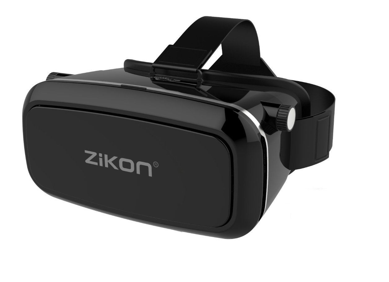 cae63f20f34d ZiKON 3D VR Headset Glasses Virtual Reality Mobile Phone 3D Movies for  iPhone 6s 6 plus 6 5s 5c 5 Samsung Galaxy s5 s6 note4 note5 and Other  4.7 -6.0  ...