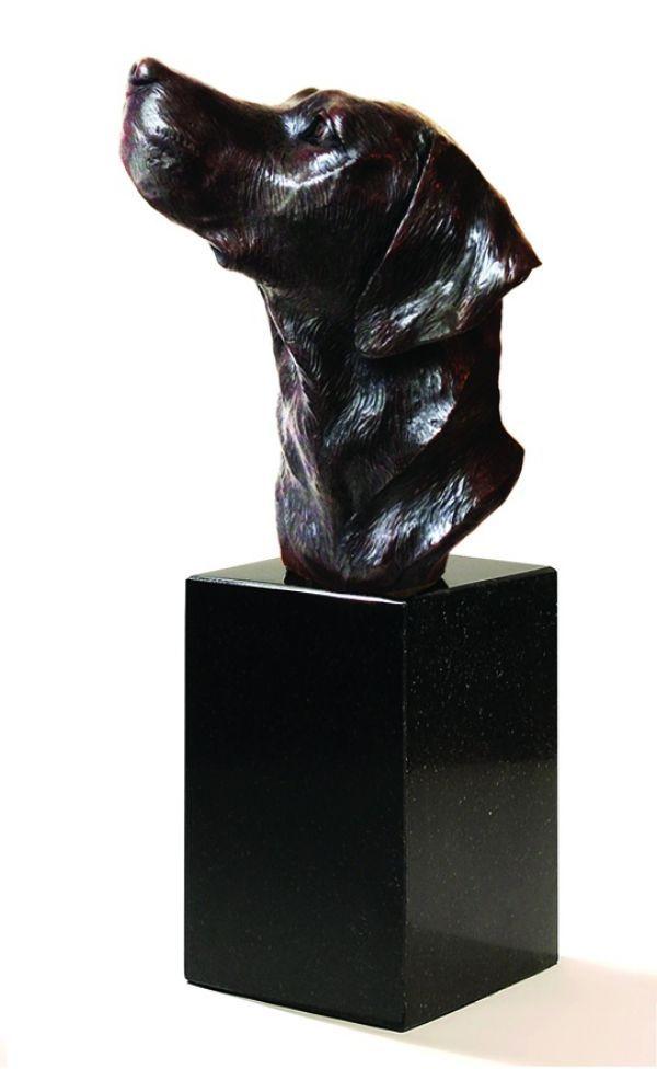 Bronze #sculpture by #sculptor David Cemmick titled u0027Forever - kleine u küche