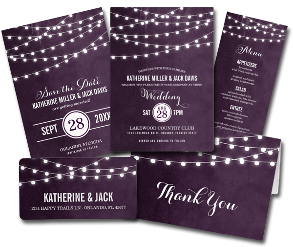 Pin on Save the Dates, Wedding Invitations, Wedding Cards