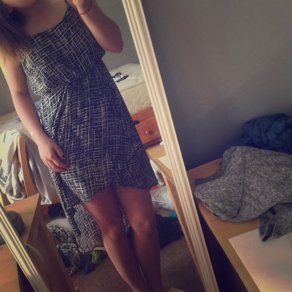 Dress Long in back, love this dress but to big Forever 21 Dresses High Low