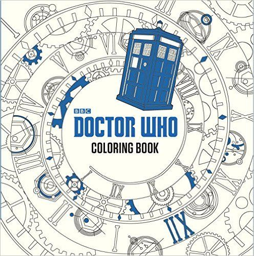 Download Doctor Who Coloring Book By Price Stern Sloan Kindle PDF EBook Online