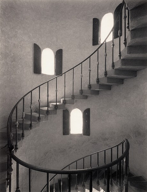 Marc Citret | Stairs, Scotty's castle, Stairways
