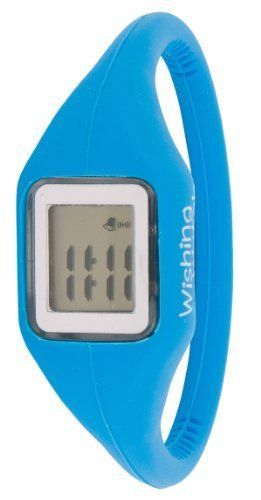 Wishing Watch Kids' BL1015 11 11 Blue Watch Wishing Watch. $11.11. Fashionable, rectangular watch encased in jelly band. Water-resistant. Comfortable silicone band fits most wrists. Cool blue. Alerts you at 11:11a every day