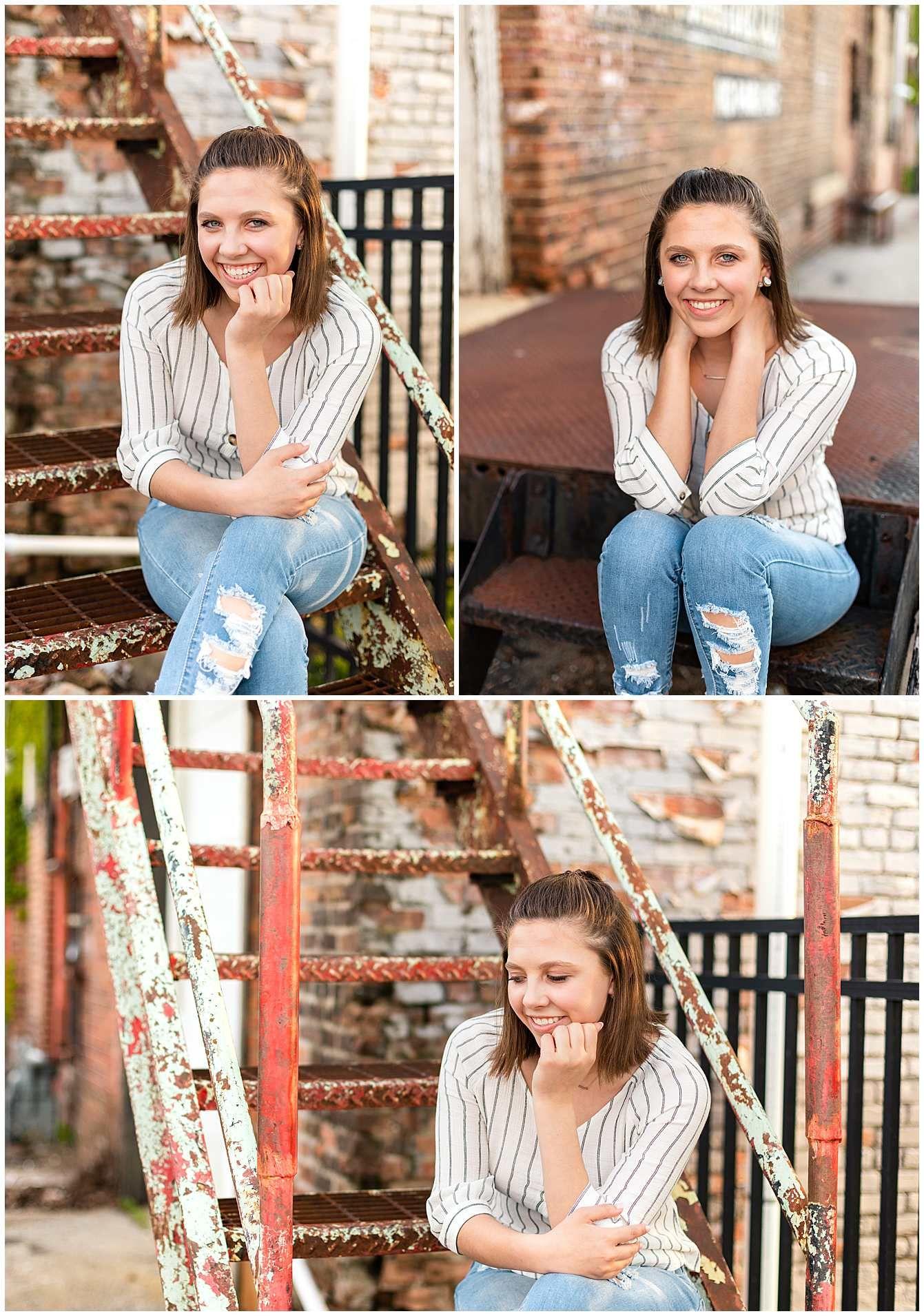 downtown kankakee senior photos senior pictures downtown senior photos girls senior photo poses downtown kankakee senior photos