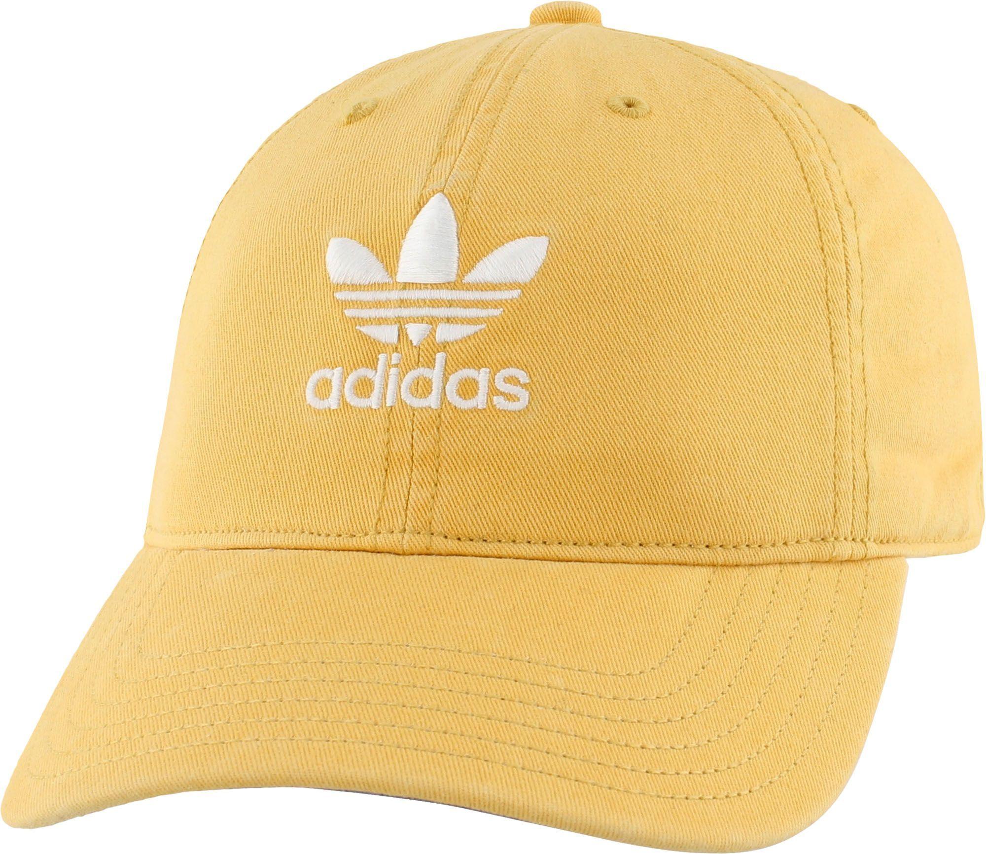 Adidas Originals Trefoil Yellow Mens Beanie Yello Cl5306 Yellow Adidas Yellow Beanie Mens Beanie