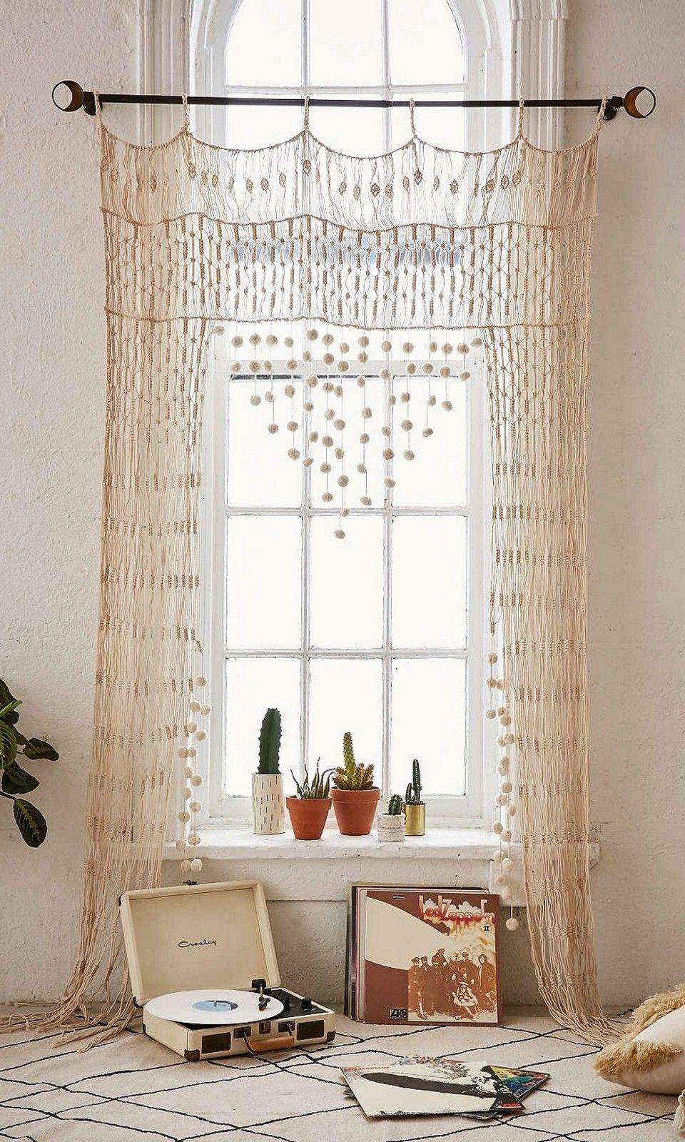 2020 Bohemian Interior Design Trends 90 Amazing Tips And Ideas Decor Home Decor Bohemian Curtains